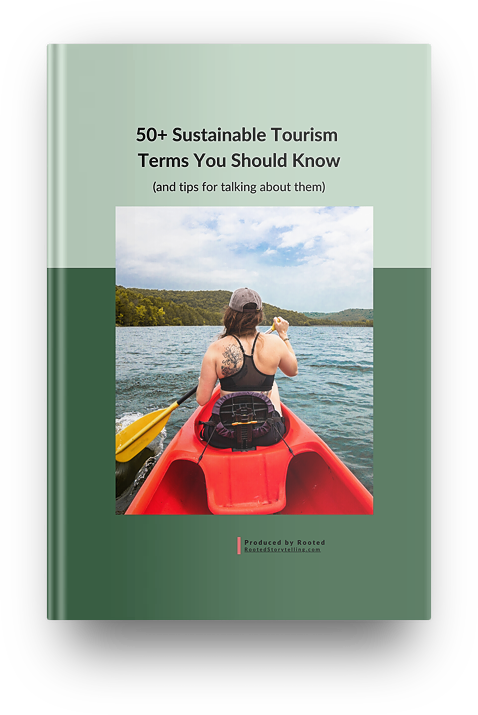 Guide: 50+ Sustainable Tourism Terms