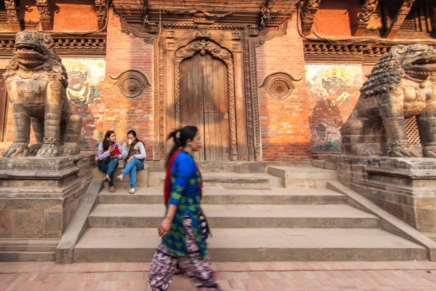 Society is changing for women in Nepal, who now have growing opportunities in the home and in the workforce.