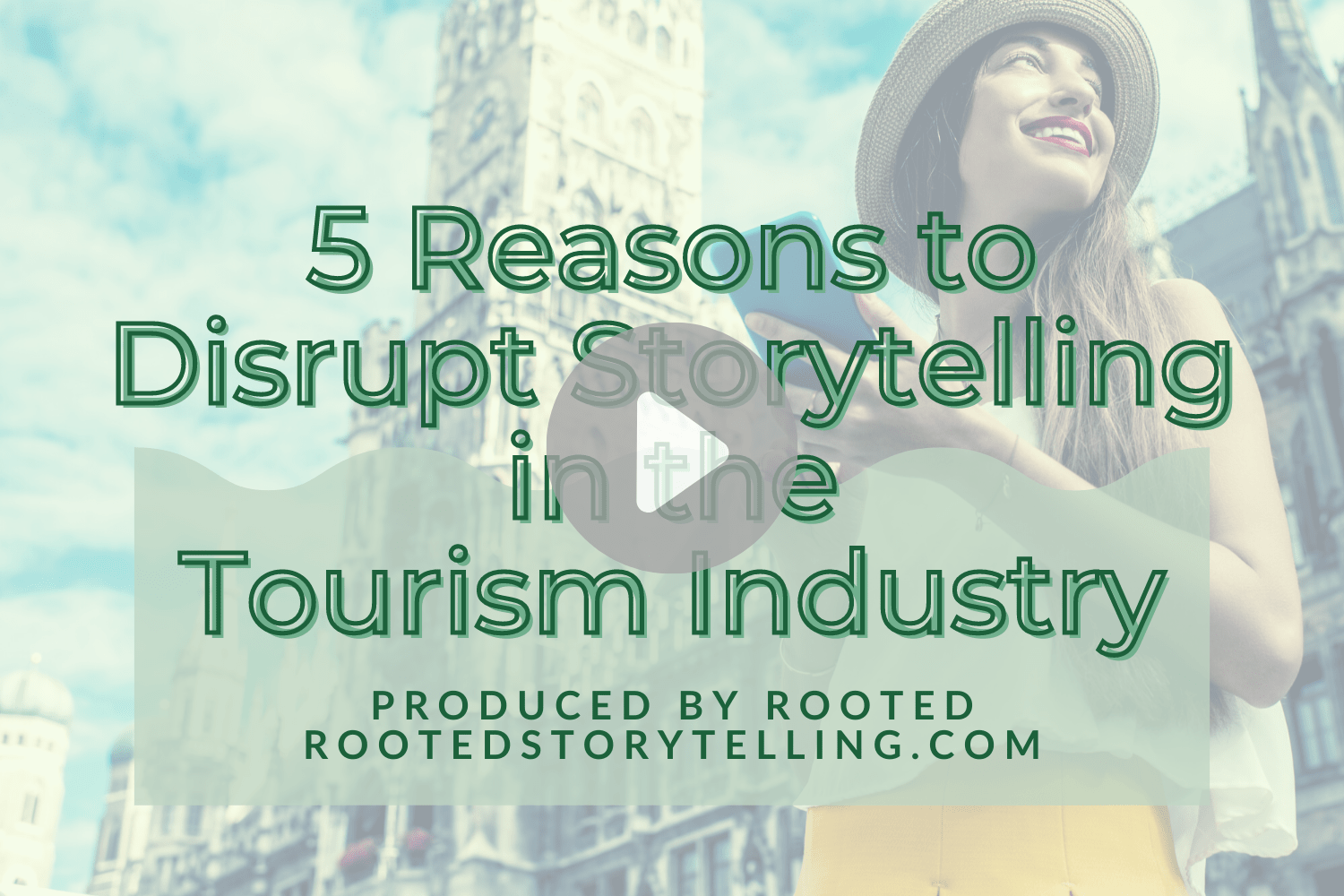 Storytelling Tourism Industry